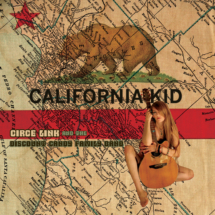 California Kid Album Cover