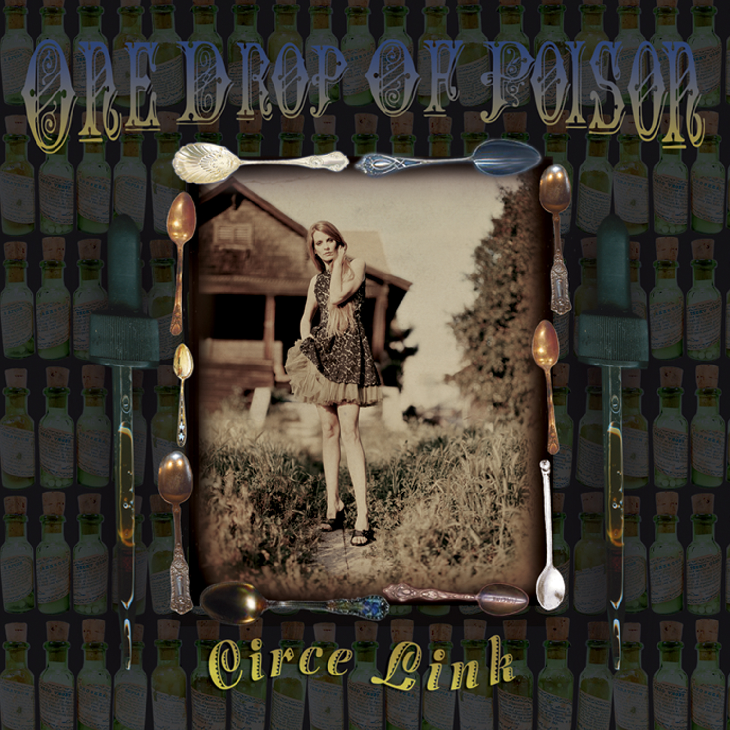 One Drop of Poison Album Cover
