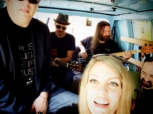 Fun times in a van!